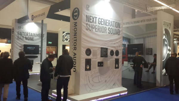 10127cdbfe9d Homemation Sales Consultant Warren Husband at ISE Amsterdam – It was quite  evident at the Rotel stand showcasing their newest hi-end stereo amp