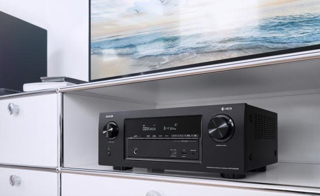 Denon's Fifth Generation Receivers | Smart Home Entertainment